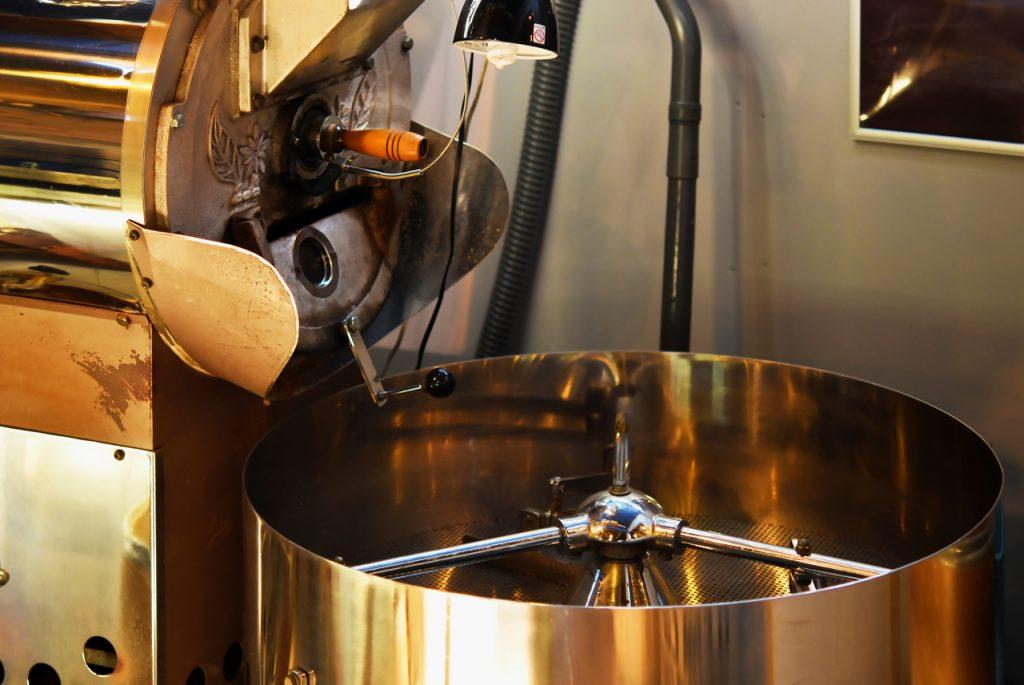 コーヒー豆 焙煎機