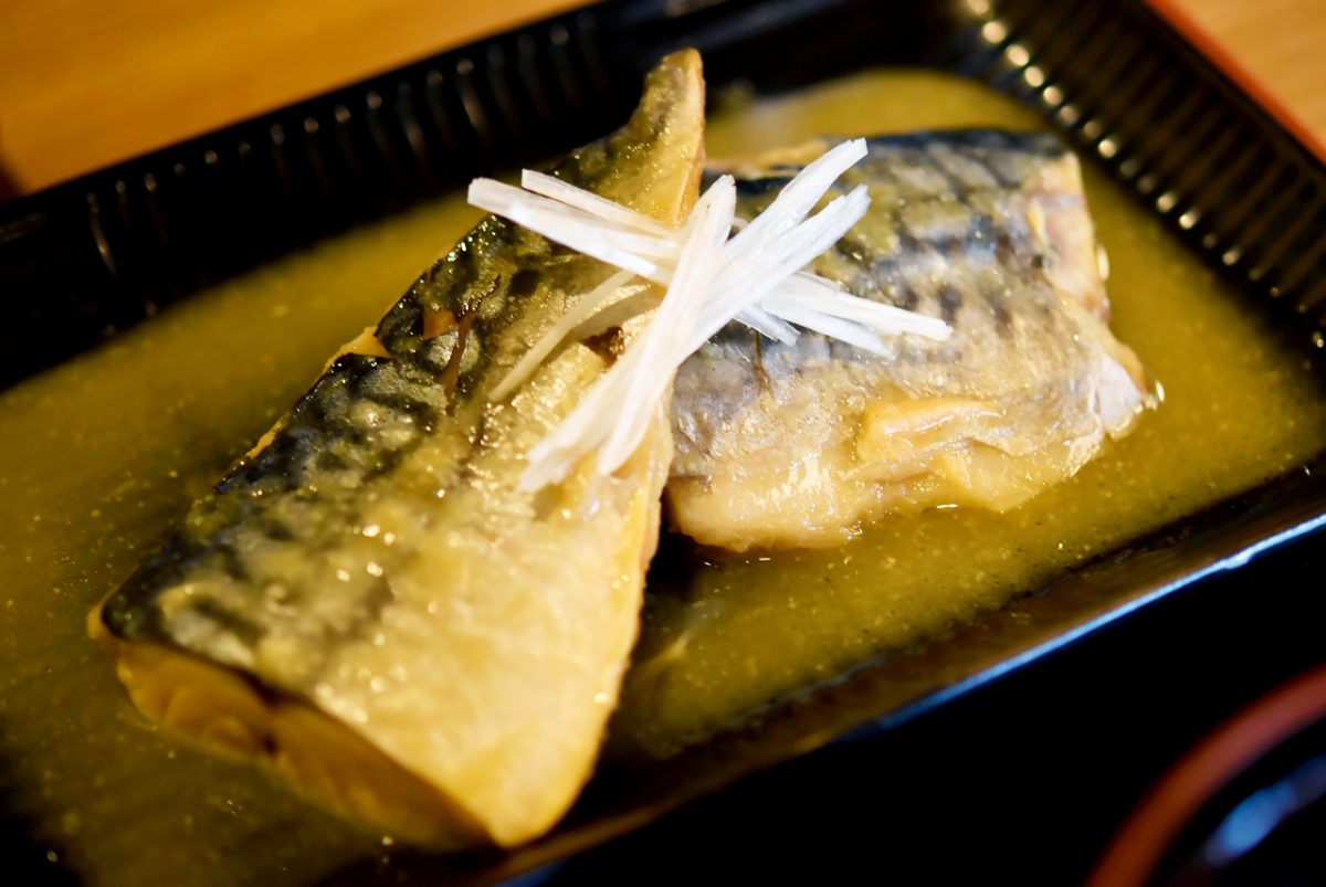サバの味噌煮