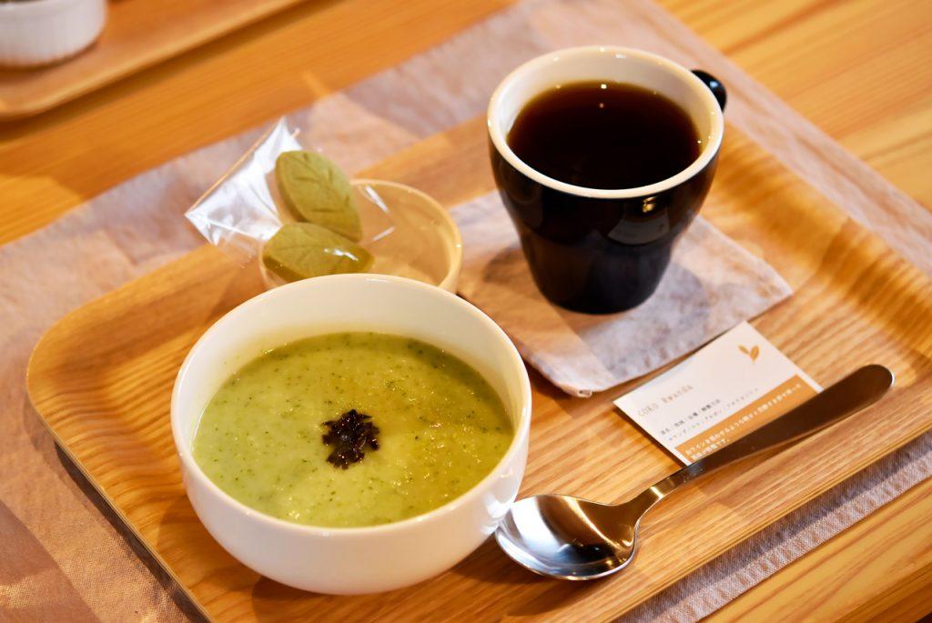 めぐみ家のスープ コーヒー