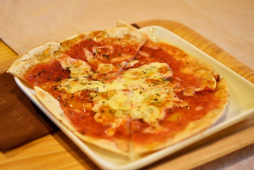 ラシェーズのピザ