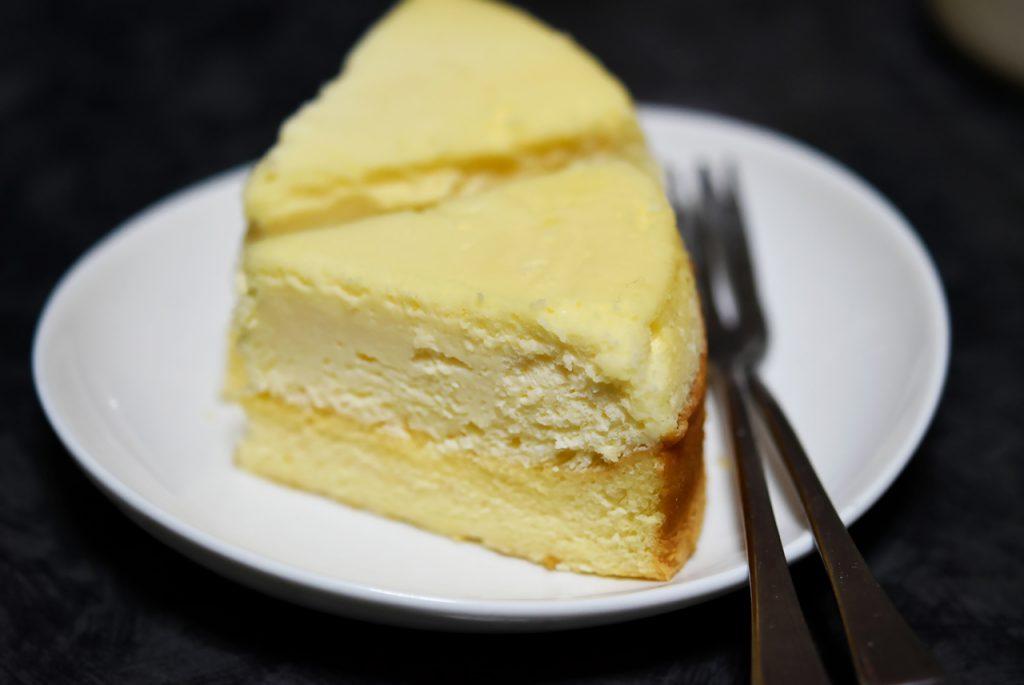ラシェーズのチーズケーキ