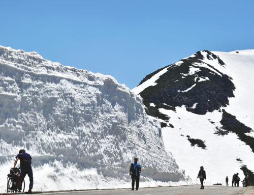 乗鞍スカイラインから乗鞍岳へ、360°ビューカメラで撮影してみた
