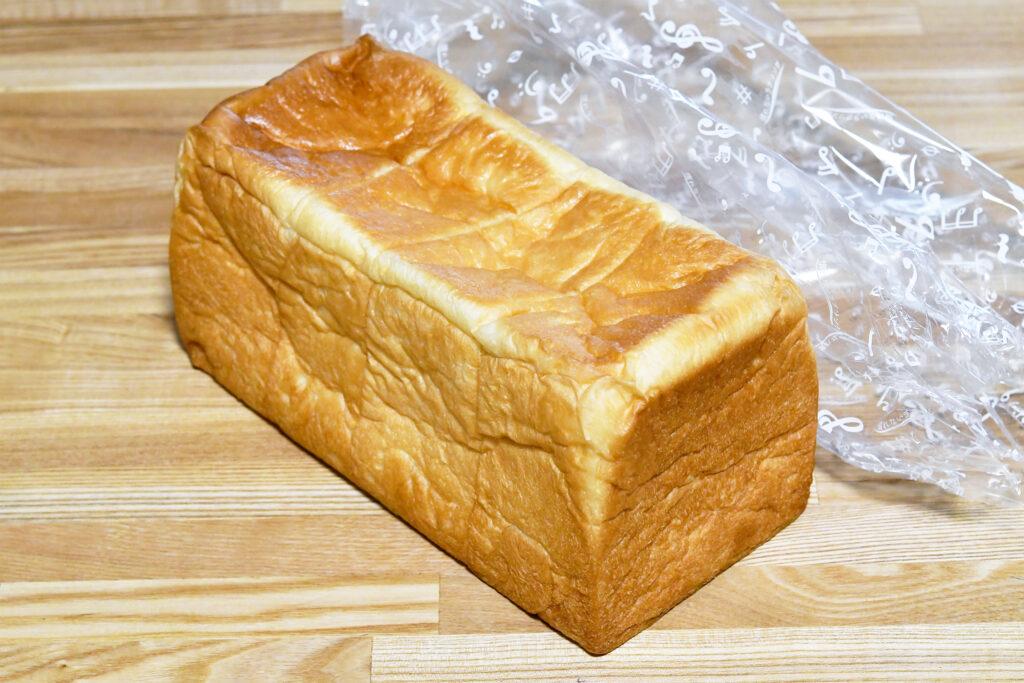 食パン 見た目